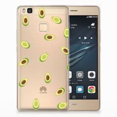 Huawei P9 Lite Siliconen Case Avocado
