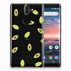 Nokia 9 | 8 Sirocco Siliconen Case Avocado