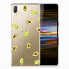 Sony Xperia L3 Siliconen Case Avocado