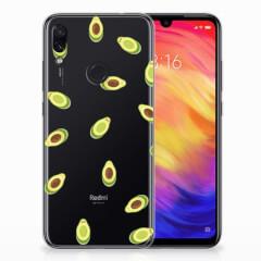 Xiaomi Redmi Note 7 Pro Siliconen Case Avocado