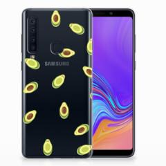 Samsung Galaxy A9 (2018) Siliconen Case Avocado
