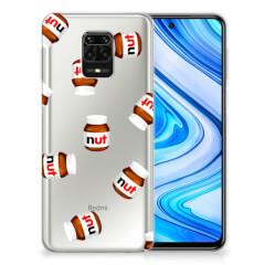 Xiaomi Redmi Note 9S | Note 9 Pro Siliconen Case Nut Jar