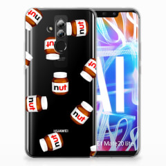 Huawei Mate 20 Lite Siliconen Case Nut Jar