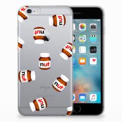 Apple iPhone 6 | 6s Siliconen Case Nut Jar