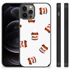 iPhone 12 Pro Max Silicone Case Nut Jar
