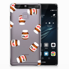 Huawei Ascend P9 Siliconen Case Nut Jar
