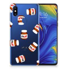 Xiaomi Mi Mix 3 Siliconen Case Nut Jar