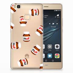 Huawei P9 Lite Siliconen Case Nut Jar