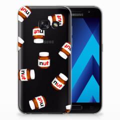 Samsung Galaxy A3 2017 Siliconen Case Nut Jar