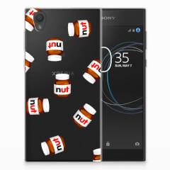 Sony Xperia L1 Siliconen Case Nut Jar