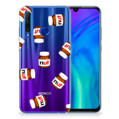 Honor 20 Lite Siliconen Case Nut Jar