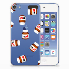 Apple iPod Touch 5   6 Siliconen Case Nut Jar