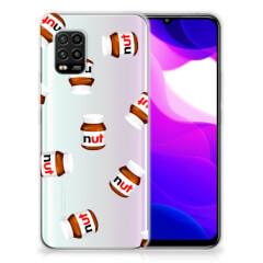 Xiaomi Mi 10 Lite Siliconen Case Nut Jar