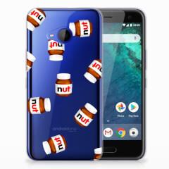 HTC U11 Life Siliconen Case Nut Jar