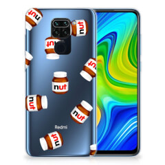 Xiaomi Redmi Note9 Siliconen Case Nut Jar