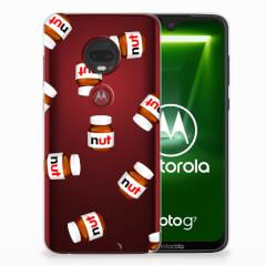 Motorola Moto G7   G7 Plus Siliconen Case Nut Jar