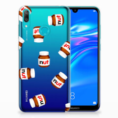 Huawei Y7 2019 Siliconen Case Nut Jar
