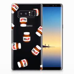 Samsung Galaxy Note 8 Siliconen Case Nut Jar