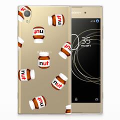 Sony Xperia XA1 Plus Siliconen Case Nut Jar