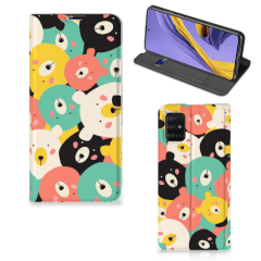 Samsung Galaxy A51 Magnet Case Bears