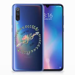 Xiaomi Mi 9 Telefoonhoesje met Naam Boho Dreams