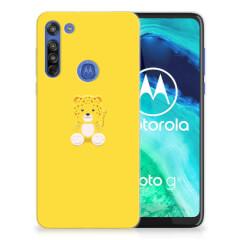 TPU Hoesje Motorola Moto G8 met eigen foto