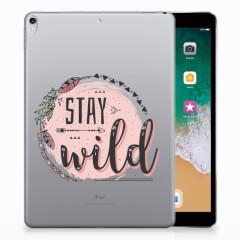 Apple iPad Pro 10.5 Tablet Back Cover Boho Stay Wild