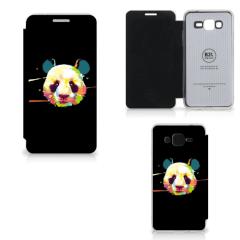 Samsung Galaxy Grand Prime Leuk Hoesje Panda Color
