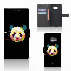 HTC U Ultra Leuk Hoesje Panda Color