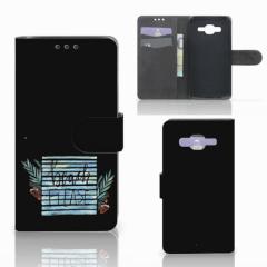 Samsung Galaxy J5 (2015) Leuk Hoesje Boho Beach