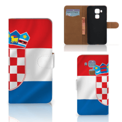 Huawei Nova Plus Bookstyle Case Kroatië
