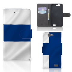 Huawei Ascend G7 Bookstyle Case Finland