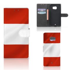 HTC U Ultra Bookstyle Case Oostenrijk
