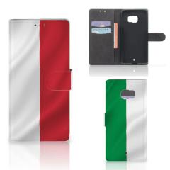 HTC U Ultra Bookstyle Case Italië