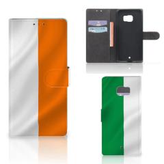 HTC U Ultra Bookstyle Case Ierland