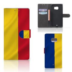 HTC U Ultra Bookstyle Case Roemenië