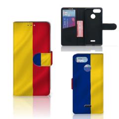 Xiaomi Redmi 6 Bookstyle Case Roemenië