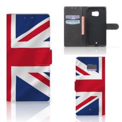 HTC U Ultra Bookstyle Case Groot-Brittannië