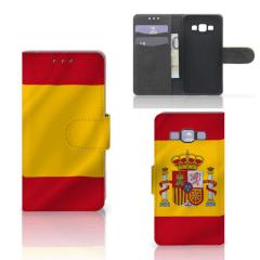 Samsung Galaxy A3 2015 Bookstyle Case Spanje