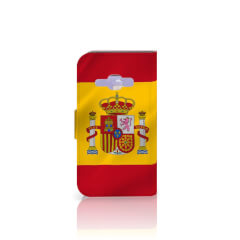 Samsung Galaxy J1 2016 Bookstyle Case Spanje