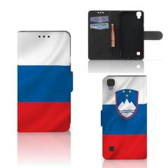 LG X Style Bookstyle Case Slovenië