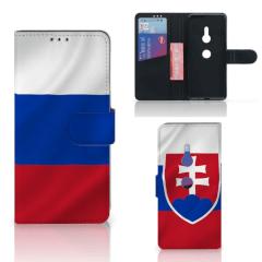 Sony Xperia XZ3 Bookstyle Case Slowakije