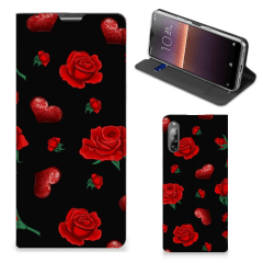 Sony Xperia L4 Magnet Case Valentine