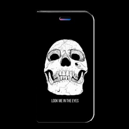 Mobiel BookCase Apple iPhone X | Xs Skull Eyes